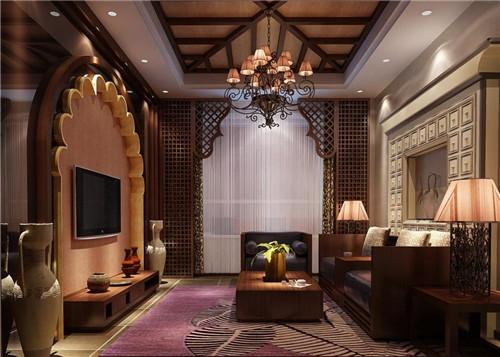 客厅【中式风格】