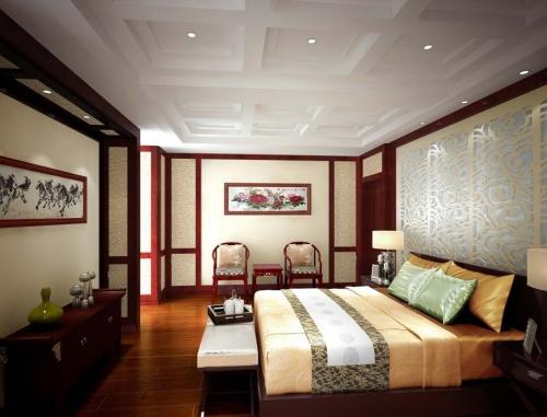 卧室【中式风格】