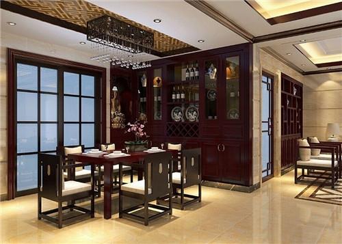 餐厅【中式风格】